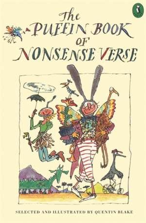 The Puffin Book of Nonsense Verse imagine