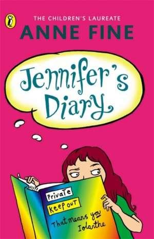 Jennifer's Diary de Anne Fine