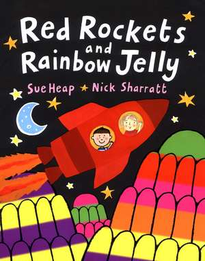 Red Rockets and Rainbow Jelly imagine