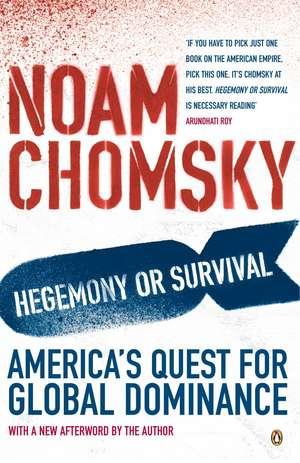 Hegemony or Survival imagine