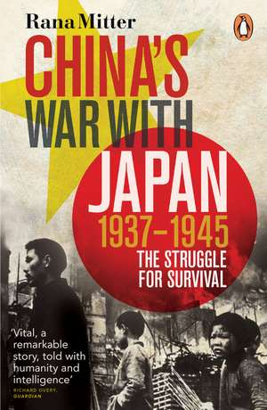 China's War with Japan, 1937-1945