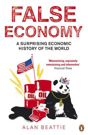 False Economy imagine