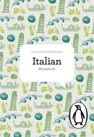 The Penguin Italian Phrasebook imagine