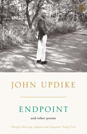 Endpoint and Other Poems imagine