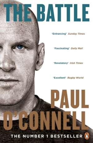 The Battle de Paul O'Connell