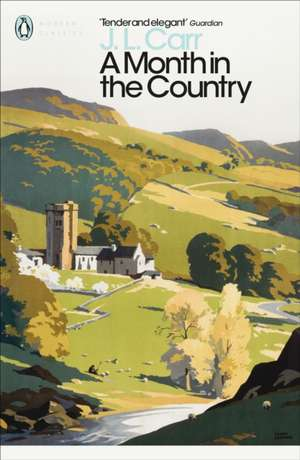 A Month in the Country de J. L. Carr