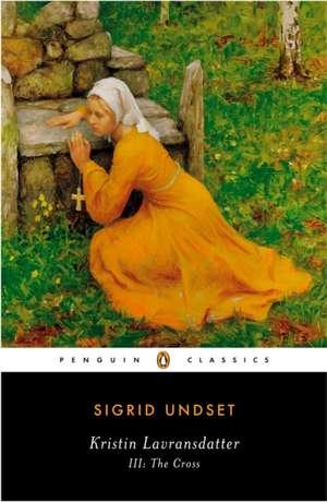 The Cross de Sigrid Undset