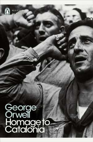 the description of the spanish civil war in george orwells homage to catalonia Revolutionary catalonia (july 21, 1936 – 1939) was the part of catalonia (an autonomous region in northeast spain) controlled by various anarchist, communist, and socialist trade unions, parties, and militias of the spanish civil war period.