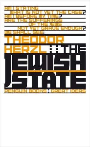 The Jewish State imagine