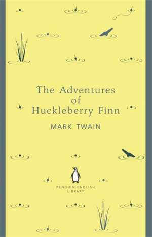 The Adventures of Huckleberry Finn de Mark Twain