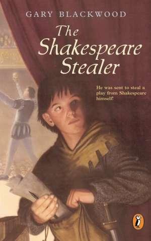 The Shakespeare Stealer de Gary L. Blackwood