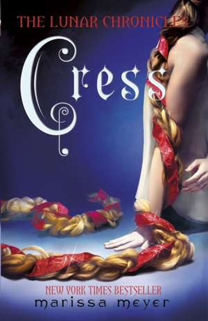 Cress : The Lunar Chronicles vol 3 de Marissa Meyer