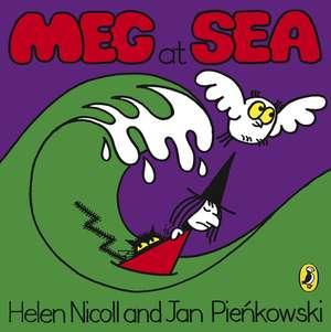 Meg at Sea