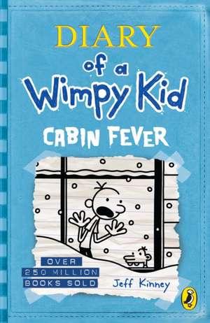 Diary of a Wimpy Kid: Cabin Fever (Book 6) de Jeff Kinney