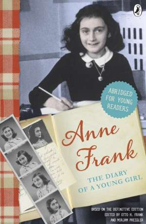 The Diary of Anne Frank (Abridged for young readers) de Anne Frank