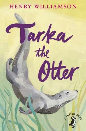 Tarka the Otter de Henry Williamson