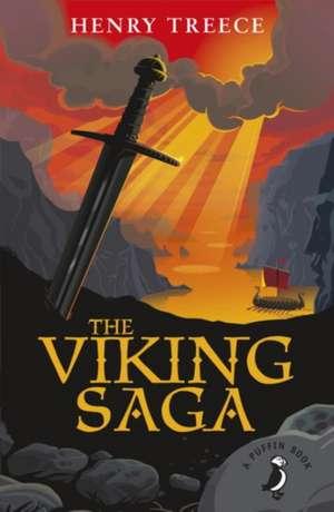 The Viking Saga de Henry Treece
