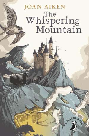 The Whispering Mountain (Prequel to the Wolves Chronicles series) de Joan Aiken