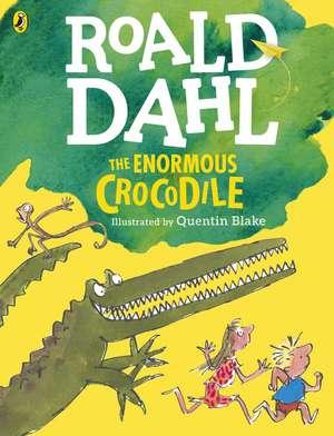 The Enormous Crocodile (Colour Edition) de Roald Dahl