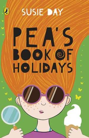 Pea's Book of Holidays de Susie Day