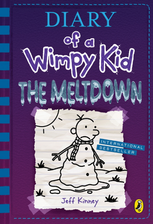 Diary of a Wimpy Kid: The Meltdown (book 13) de Jeff Kinney
