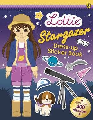 Lottie Dolls: Stargazer Dress-up Sticker Book de Lottie Dolls