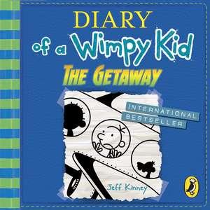 Diary of a Wimpy Kid: The Getaway (Book 12) de Jeff Kinney