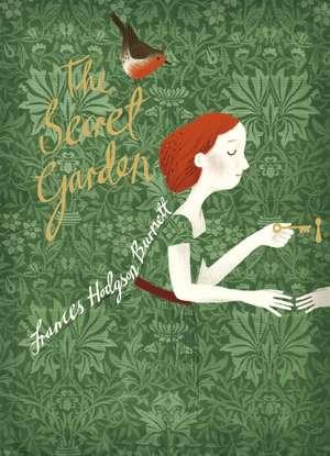 The Secret Garden: V&A Collector's Edition de Frances Hodgson Burnett