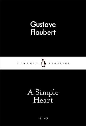 A Simple Heart de Gustave Flaubert