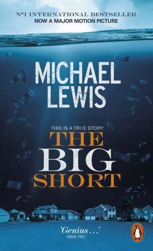The Big Short: Oscar 2016 de Michael Lewis