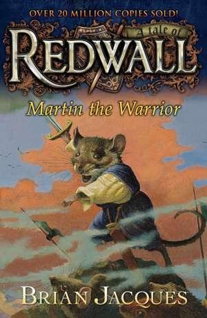 Martin the Warrior de Brian Jacques