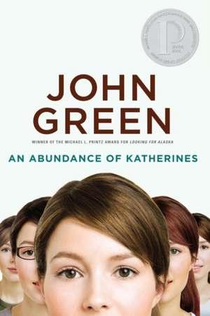 An Abundance Of Katherines de John Green