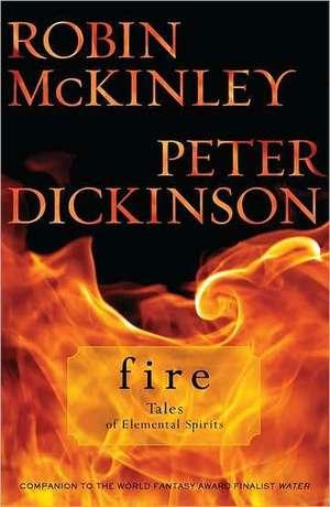 Fire:  Tales of Elemental Spirits de Robin McKinley