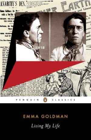 Living My Life de Emma Goldman