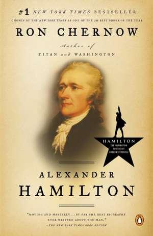 Alexander Hamilton de Ron Chernow