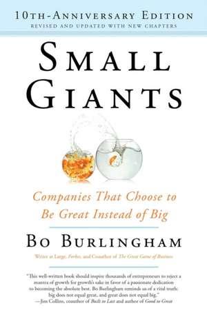 Small Giants imagine
