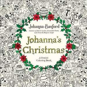 Johanna's Christmas de Johanna Basford