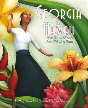 Georgia in Hawaii