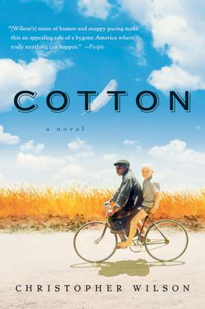 Cotton de Christopher Wilson