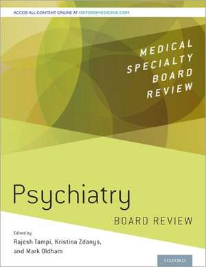Psychiatry Board Review de Rajesh Tampi