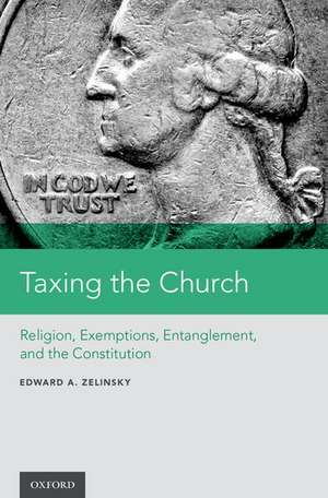 Taxing the Church