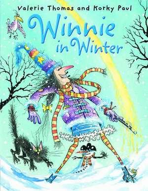 Winnie in Winter de Valerie Thomas