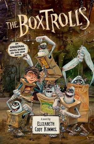 The Boxtrolls novelization