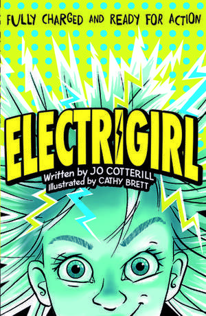 Electrigirl de Jo Cotterill