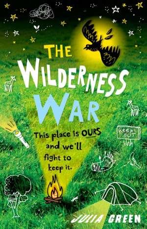 The Wilderness War de Julia Green