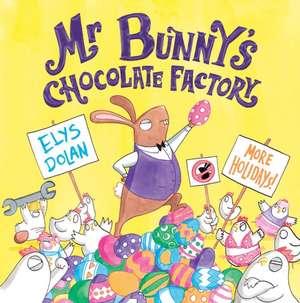 Mr Bunny's Chocolate Factory de Elys Dolan