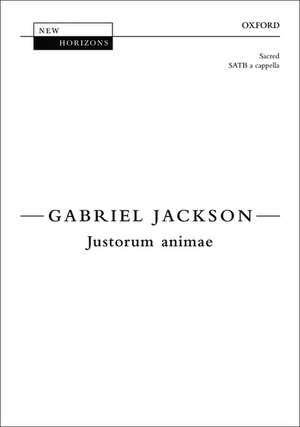 Justorum animae de Gabriel Jackson