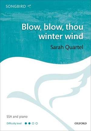Blow, blow, thou winter wind de Sarah Quartel
