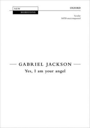 Yes, I am your angel de Gabriel Jackson