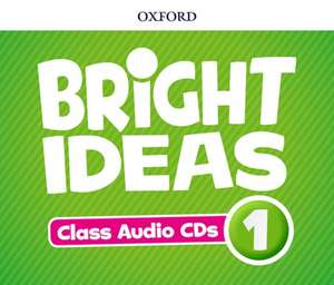 Bright Ideas: Level 1: Audio CDs: Inspire curiosity, inspire achievement.